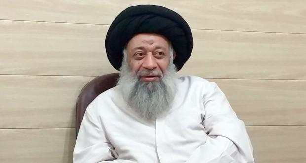 سخنرانی حضرت آیت الله موسوی جزائری در جمع دبیران ستاد اقامه نماز وزرات نفت
