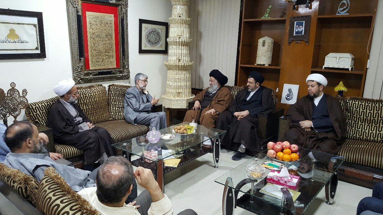 بازدید نماینده ولی فقیه در خوزستان از مرکز میکرو فیلم نور در هندوستان