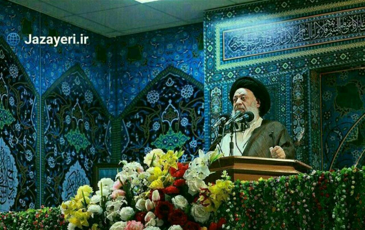مشروح خطبه های نماز جمعه ۱۸ اسفند ۱۳۹۶