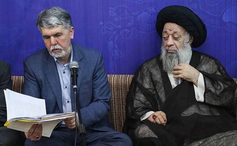 دیدار وزیر فرهنگ و ارشاد اسلامی