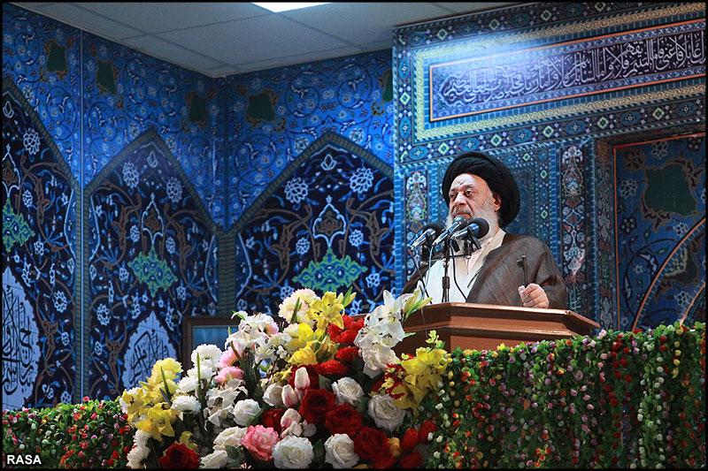 مشروح خطبه های نماز جمعه 12 آبان 1396