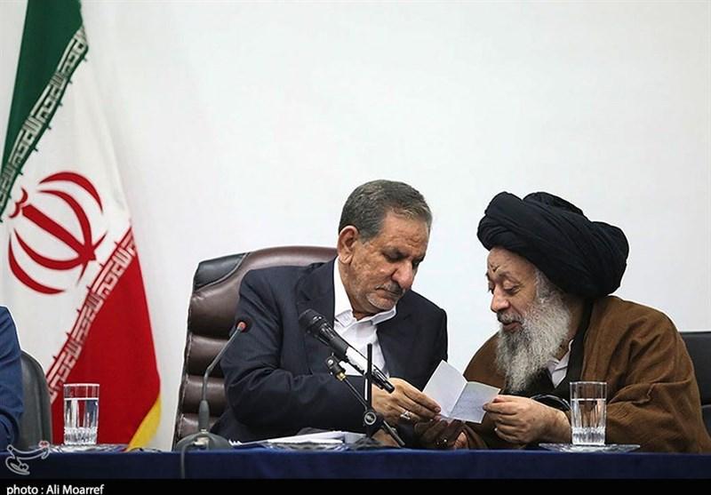 صوت بیانات در شورای اداری استان