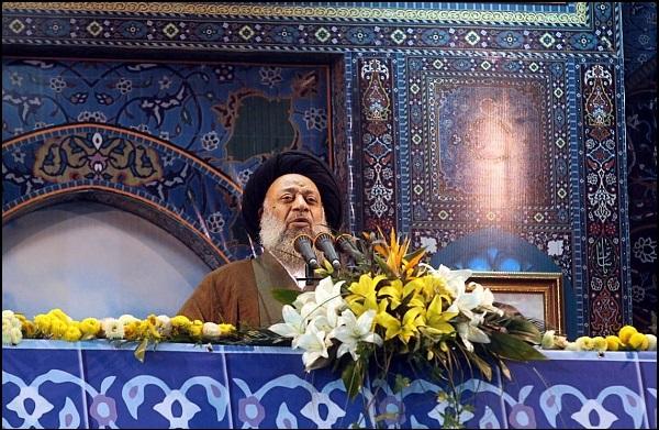 مشروح خطبه های نماز جمعه ۴ خرداد ماه ۹۷