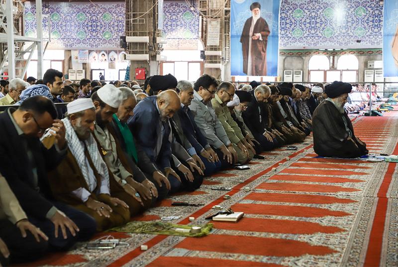 احتفالات عید الغدیر الأغر هي مناورات للقدرة/ حل القضايا الاقتصادية هي الأولوية