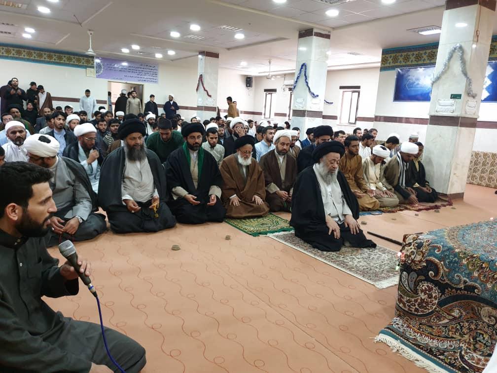 بیانات در دیدار جمعی از طلاب در نجف اشرف
